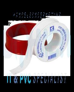 Teflon tape 0,1mm Gastec 12mtr