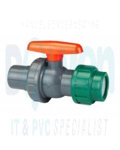 PVC/PE Substr. KK 32/40x32 kl.